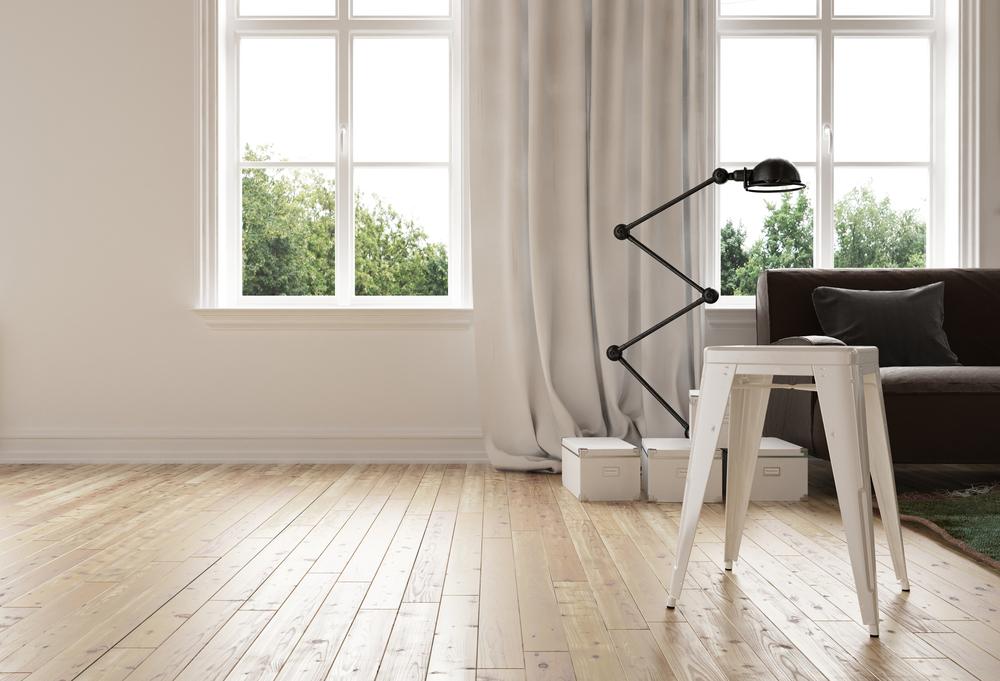 minimal hardwood flooring Flagstaff