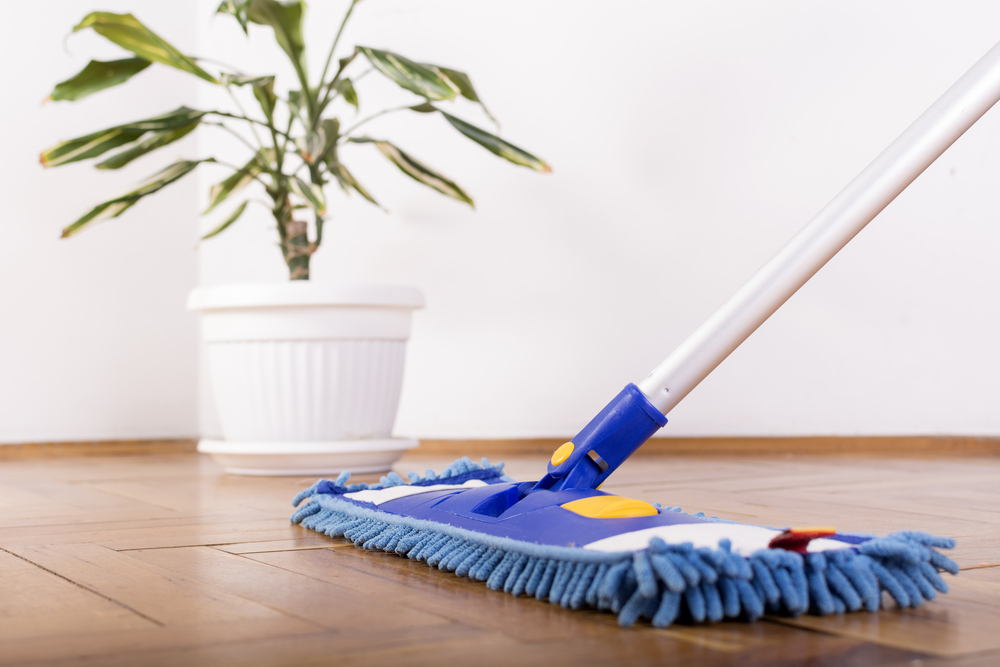 cleaning laminate floors Sedona